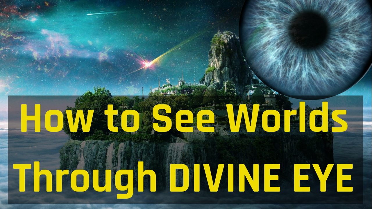 Seeing Worlds Through Divine Eye, Zen Mind-To-Mind Transmission and Corruption in Buddhism