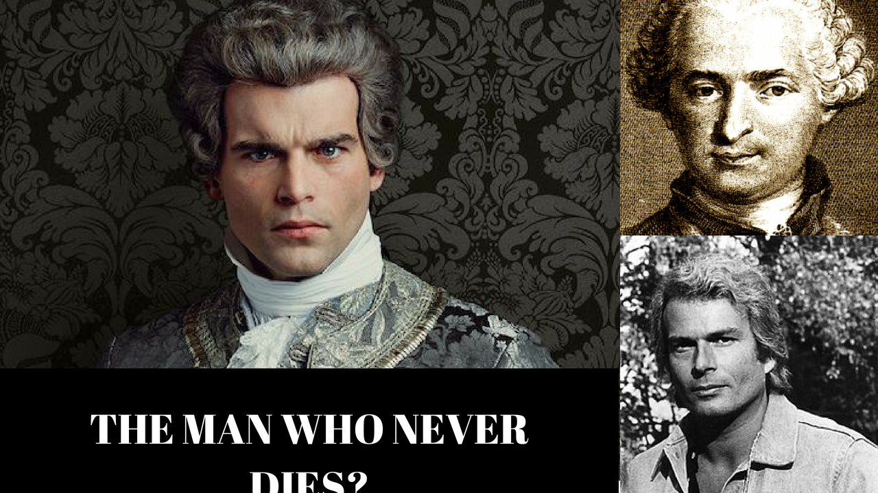 Comte De St Germain – the Man Who Never Dies? Immortal Adept Introduction