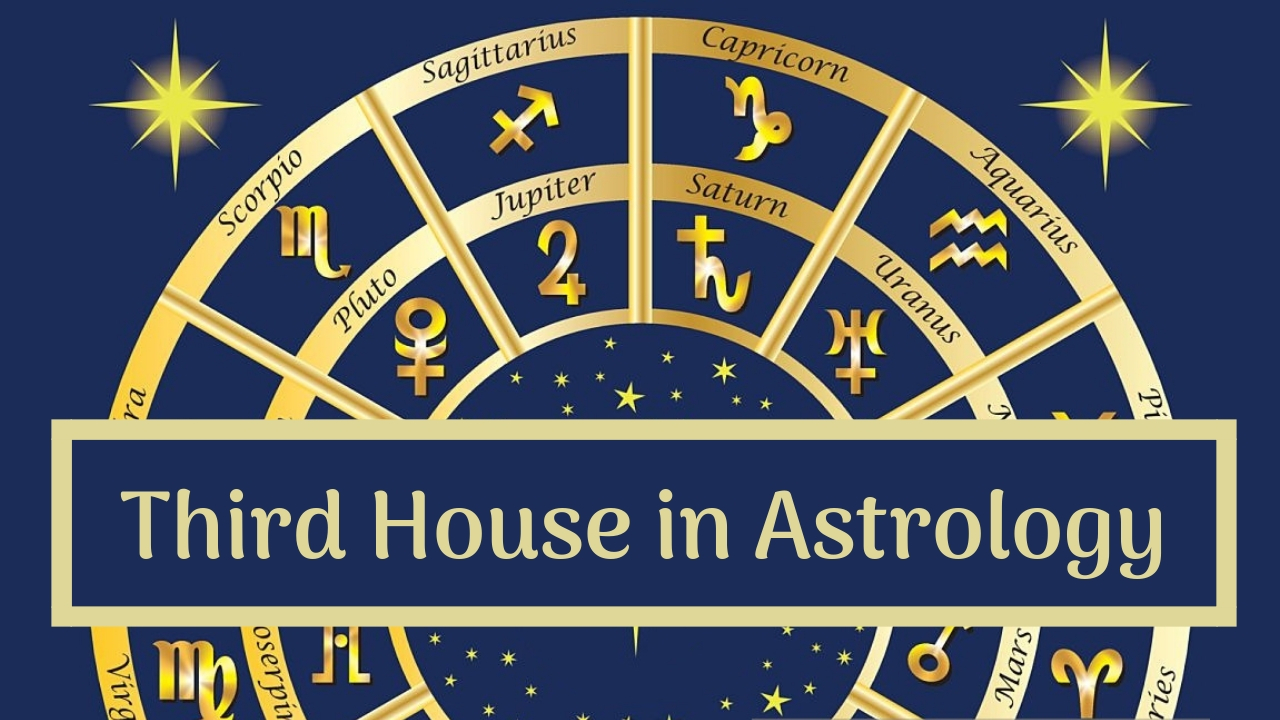 The Third House of Astrology: Your Self-Expression, Siblings and Immediate Environment