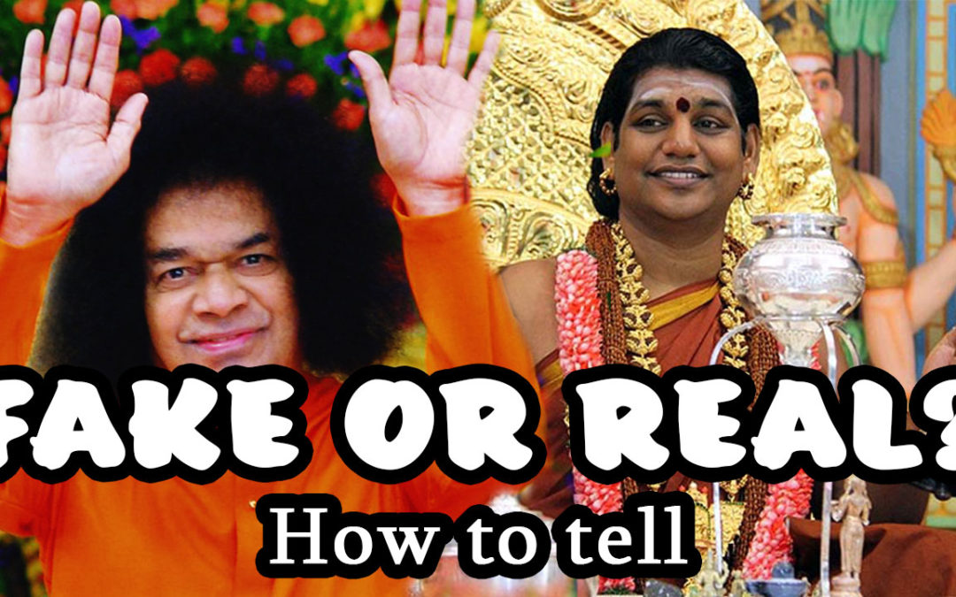 How to Tell If a Guru Is Real or Fake