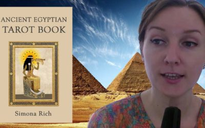 Ancient Egyptian Tarot Book is Now Released!