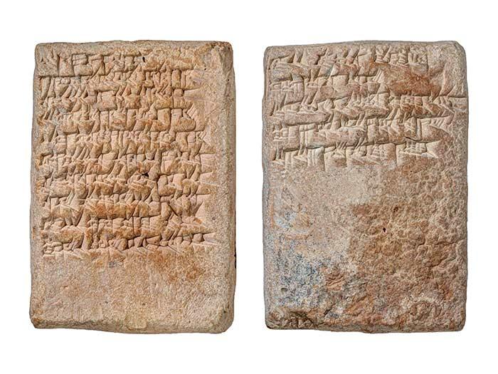Aristocrates Babylonian Horoscope