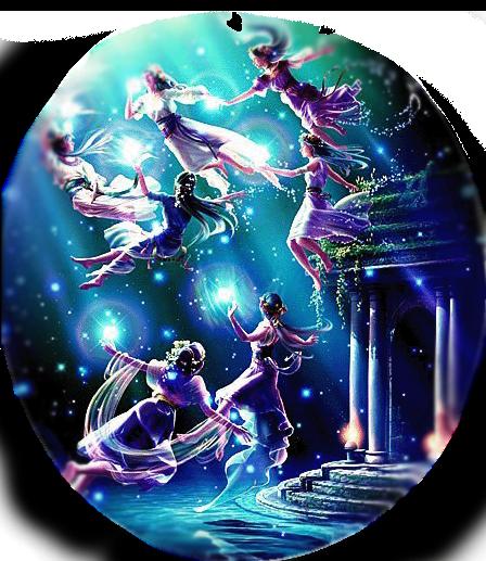 Seven sisters as Pleiades