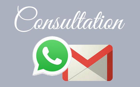 Voice consultation - Simona Rich