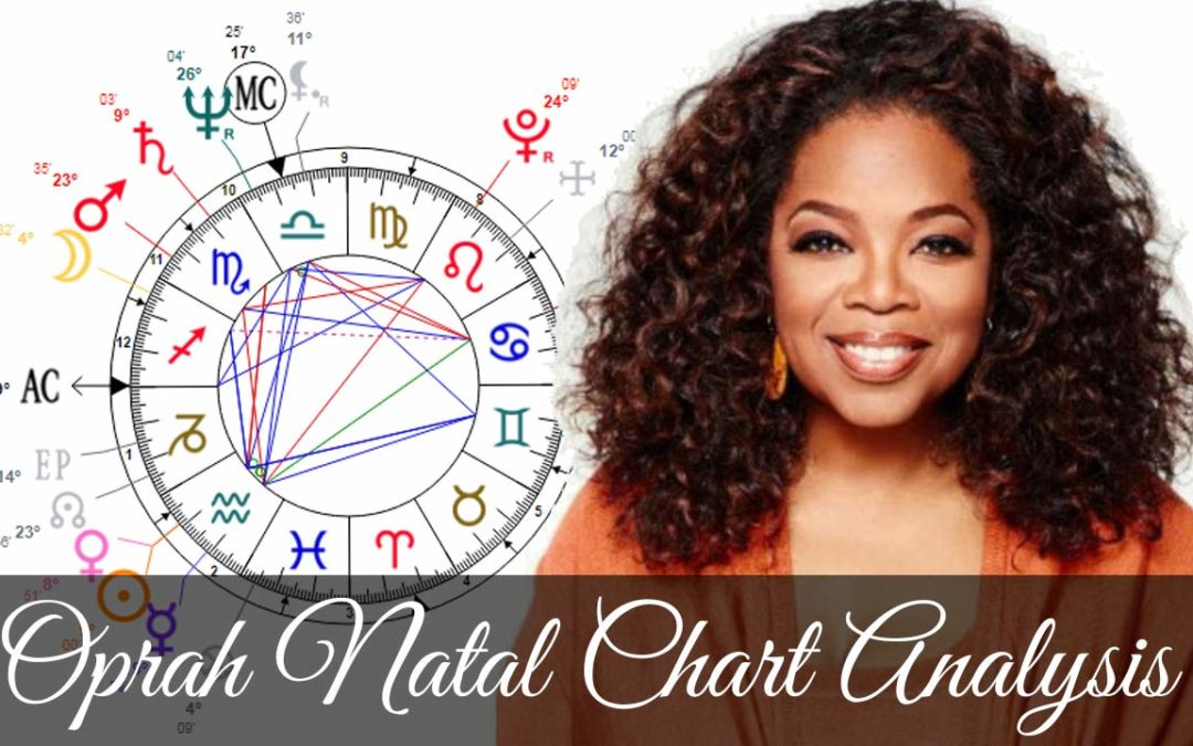 Oprah Winfrey Astrology Chart Analysis