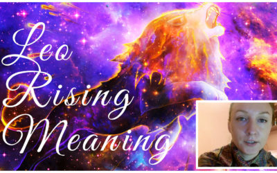 Leo Ascendant Meaning – Leo on the Cusp of the First House