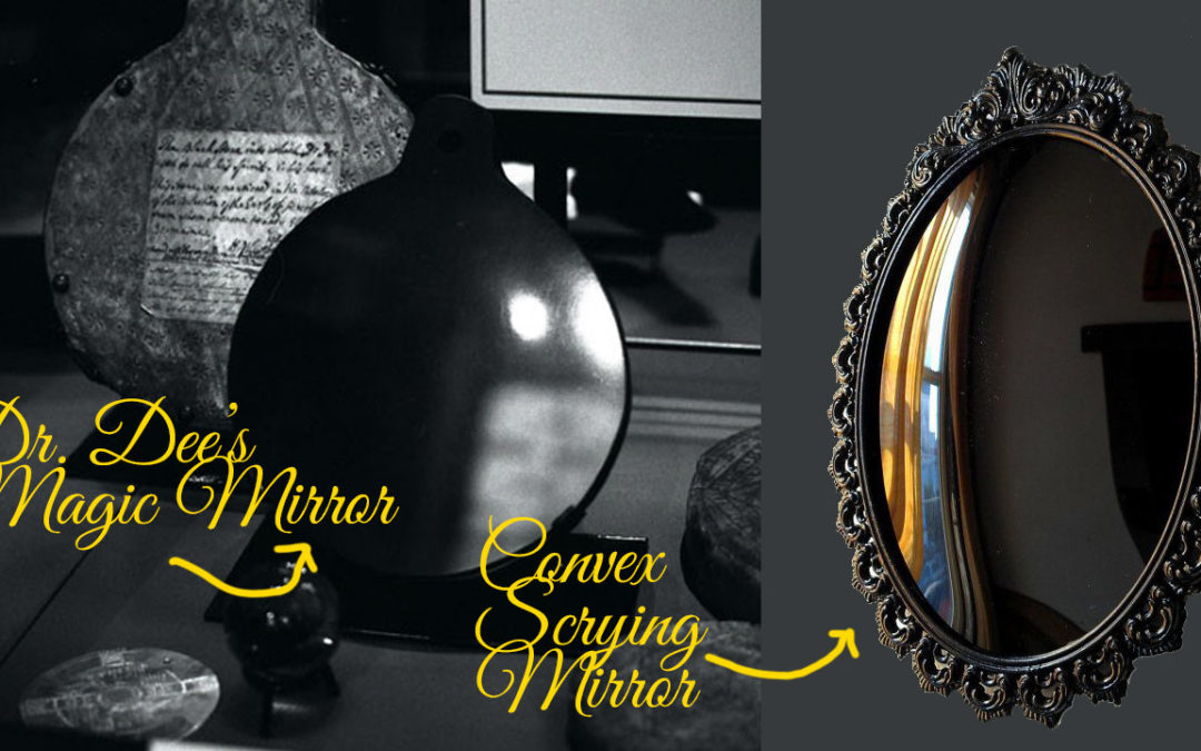 How to Make a Magic Mirror (and Attain Spiritual Mastery)
