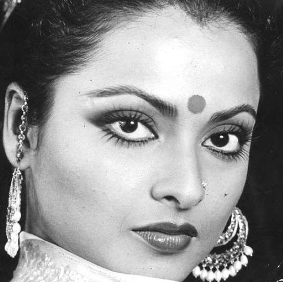 Young Rekha