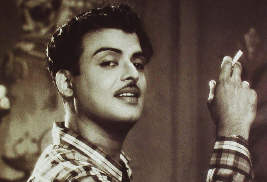Gemini Ganesan, Rekha's father.