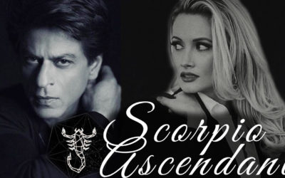 Scorpio Ascendant Meaning – Scorpio on the Cusp of the First House