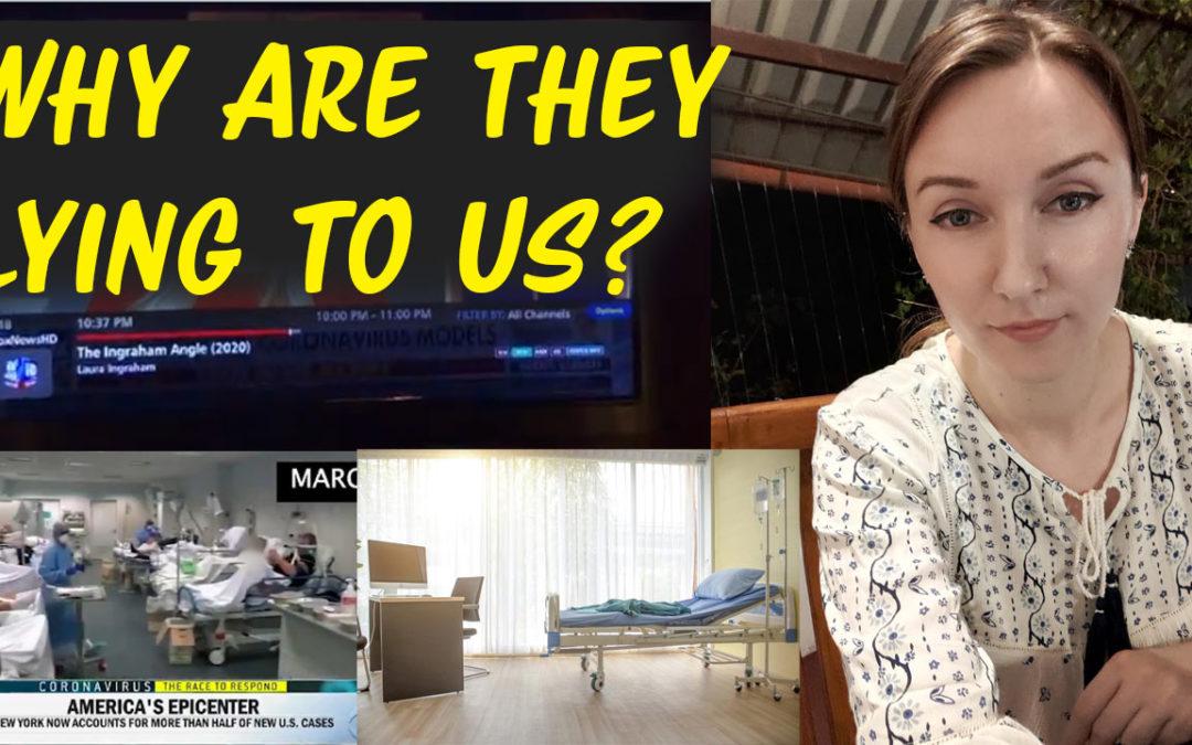 Why Are They Lying to Us? (Coronavirus)