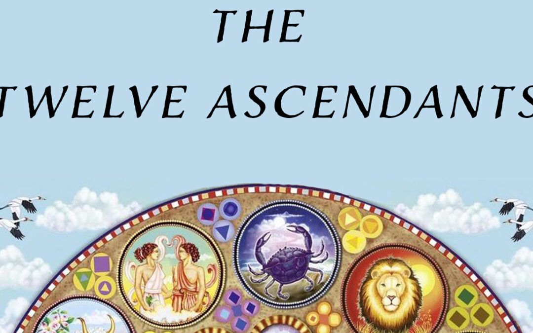The Twelve Ascendants Free Ebook