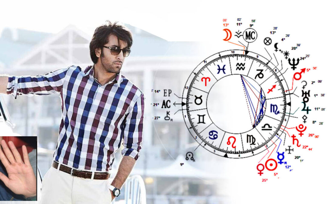 Ranbir Kapoor's Astrology and Palm Reading