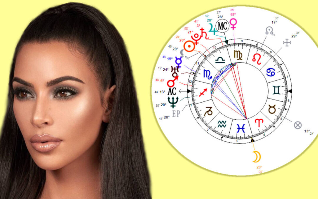 Kim Kardashian Birth Chart Reading – Astrology