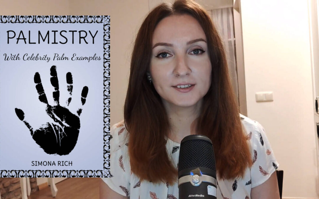 The Palmistry Book is Released! Get it here.