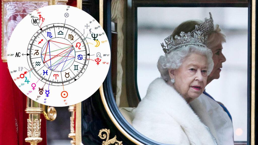 Queen Elizabeth's astrology